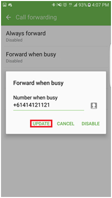 Mobile Feature Support – Call Diversion & Forwarding