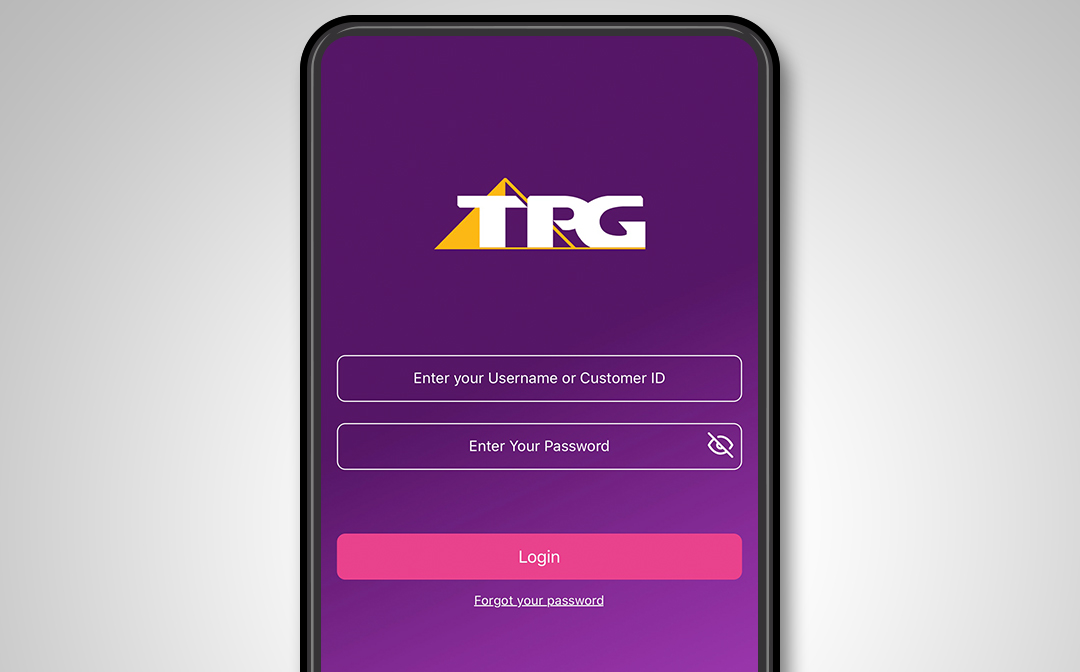 TPG App supported products